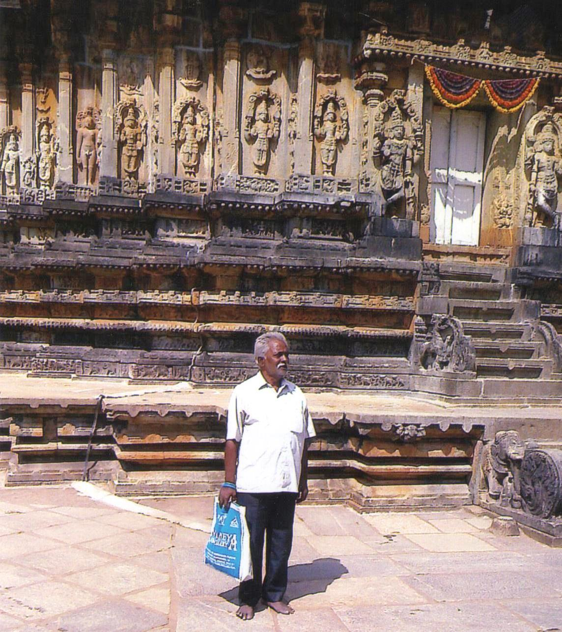 Photo4 At Shrungeri Temple